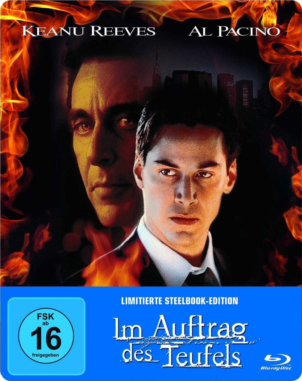 Im Auftrag Des Teufels Steelbook 1997 Blu Ray