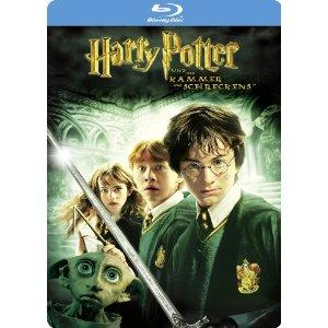 Ihr Uncut Dvd Shop Harry Potter Und Die Kammer Des Schreckens Steelbook 2002 Blu Ray Dvds Blu Ray Online Kaufen