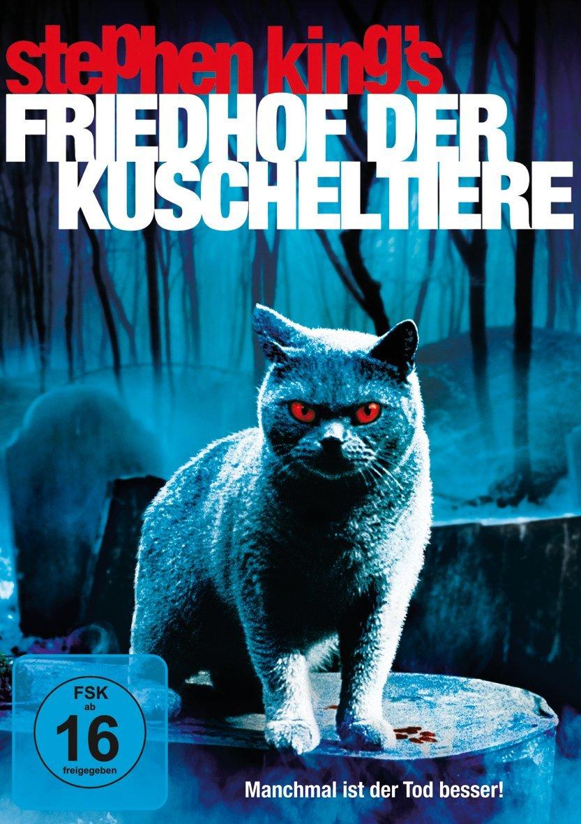 Friedhof Der Kuscheltiere Blu Ray