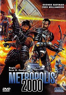 Metropolis 2000 (Kleine Hartbox) (1982) [FSK 18]