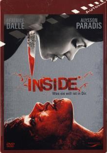 Ihr uncut dvd shop inside was sie will ist in dir 2 for Inside 2007 dvd