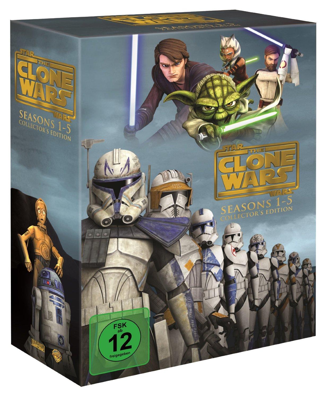 The Clone Wars Staffel 1