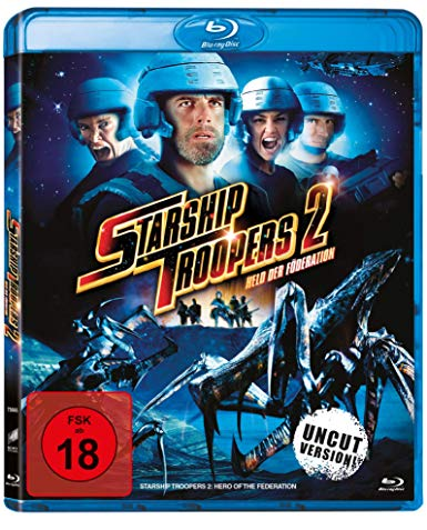 starship troopers uncut