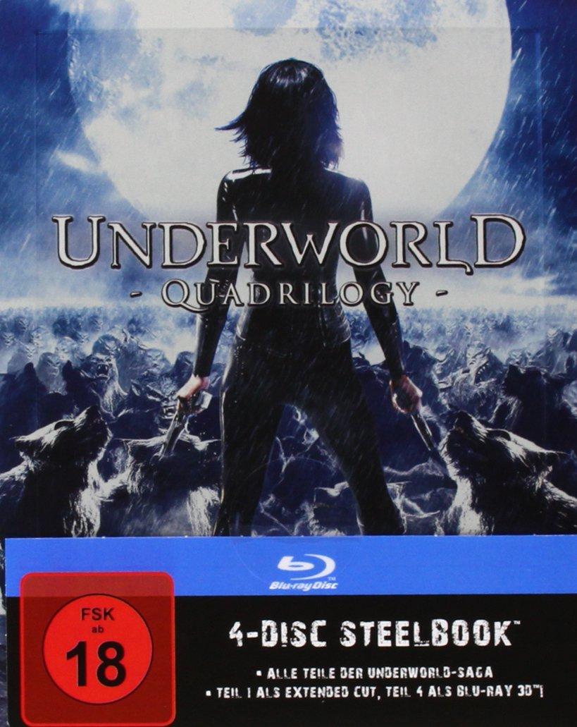 Underworld Alle Teile