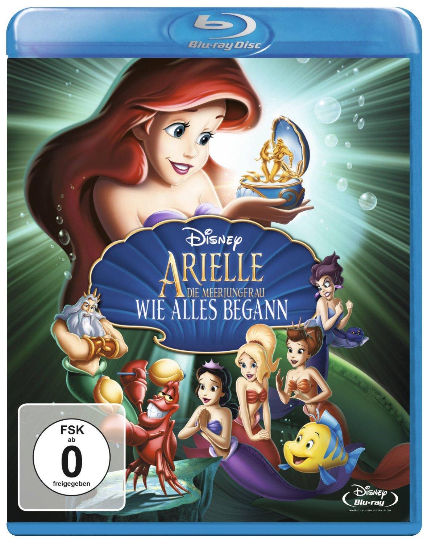 Ihr Uncut DVD-Shop! | Arielle, die Meerjungfrau - Wie