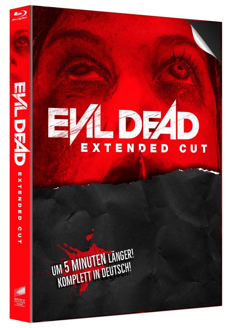 evil dead extended cut