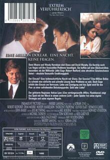 Ihr Uncut Dvd Shop Ein Unmoralisches Angebot 1993 Dvds Blu